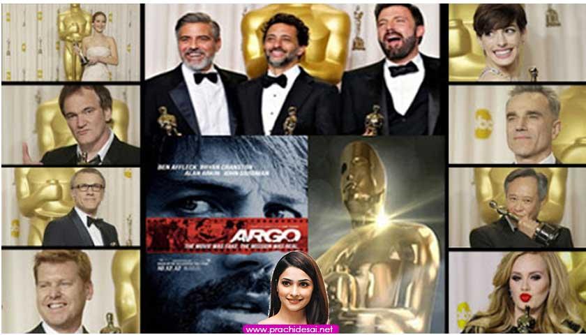 The 85th Academy Awards