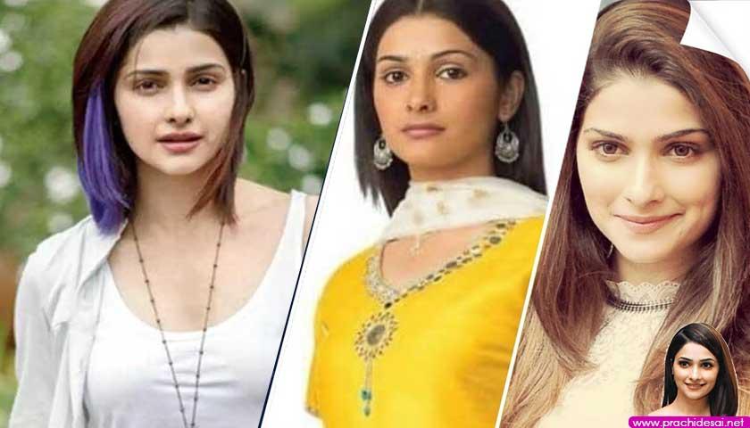Prachi Desai looks