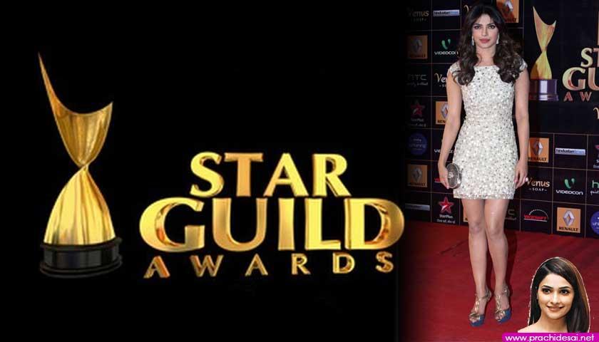 Renault Star Guild Awards, Priyanka Chopra
