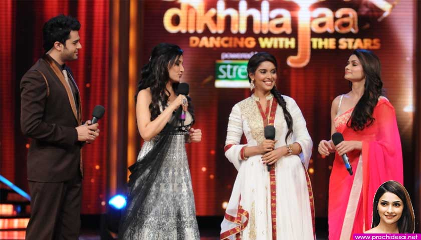 Asin and Prachi Desai on Jhalak Dikhla Ja