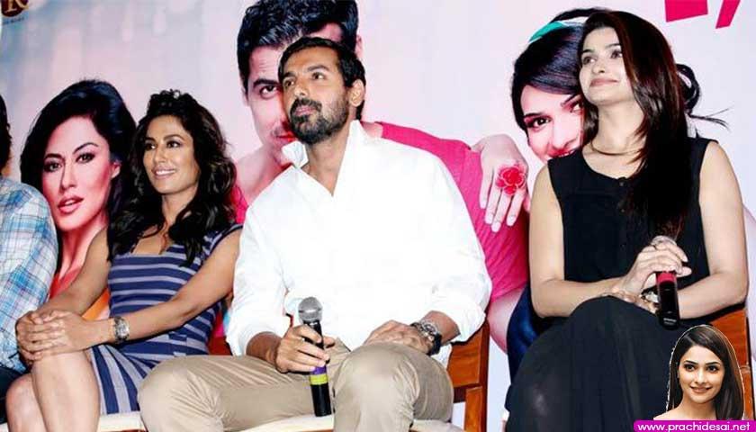 I Me Aur Main press conference